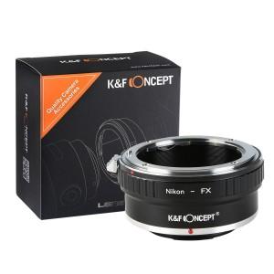 Преходник-адаптер от обективи Nikon F, Nikon Ai към камери Fujifilm X