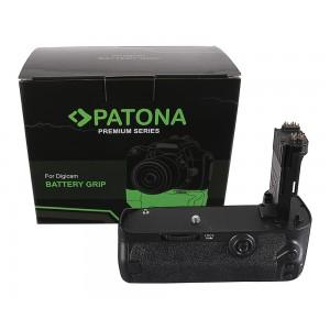 Батериен грип Patona BG-E11 съвместим с Canon BG-E11 за камери Canon EOS 5D Mark III, 5DS, 5DSR