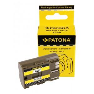 Батерия Patona BP-511 съвместима с Canon BP-511, BP-511A, BP-508, BP-512, BP-514, BP-522, BP-535