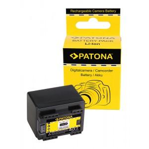 Батерия Patona BP-727 съвместима с Canon BP-727, BP-718, BP-709, BP-745
