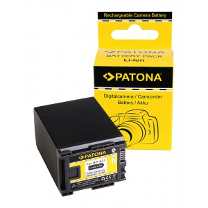 Батерия Patona BP-827 съвместима с Canon BP-827