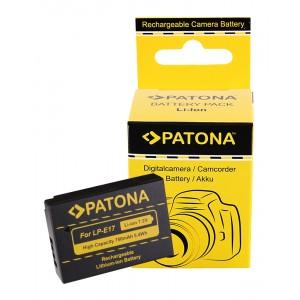 Батерия Patona LP-E17