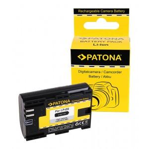 Батерия Patona LP-E6 съвместима с Canon LP-E6, Canon LP-E6N, Canon 3347B001
