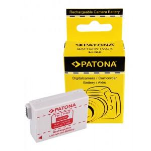 Батерия Patona LP-E8 съвместима с Canon LP-E8, Canon 4515B002