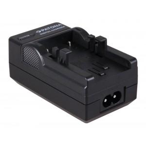 Зарядно Patona CB-2LSE съвместимо с Canon CB-2LSE за батерии Canon NB-1LH, NB-1L