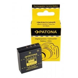 Батерия Patona BP-DC8 съвместима с Leica BP-DC8