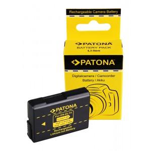 Батерия Patona EN-EL14/EN-EL14A за Nikon  D5100