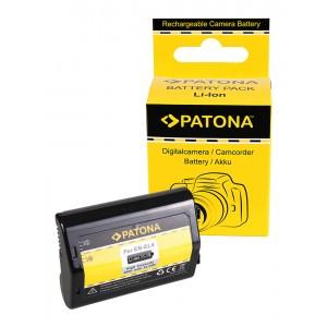 Батерия Patona EN-EL4 съвместима с Nikon EN-EL4