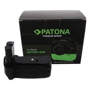 Батериен грип Patona MB-780 с дистанционно за камери Nikon D780