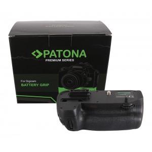 Батериен грип Patona MB-D15 съвместим с Nikon MB-D15 за камери Nikon D7100, D7200