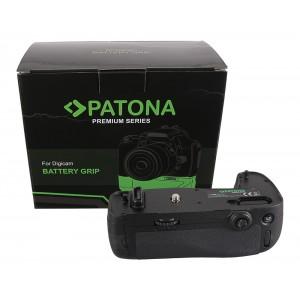 Батериен грип Patona MB-D16 съвместим с Nikon MB-D16