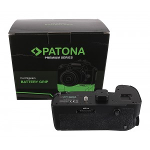 Батериен грип Patona DMW-BGG9 съвместим с Panasonic DMW-BGG9