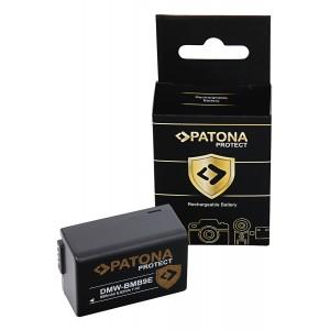 Батерия Patona Protect DMW-BMB9 съвместима с Panasonic DMW-BMB9, DMW-BMB9E, DMW-BMB9PP