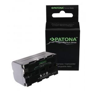 Батерия Patona  Premium NP-F750 съвместима със Sony NP-F730, NP-F750, NP-F770