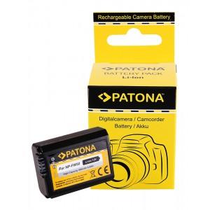 Батерия Patona NP-FW50 съвместима със Sony NP-FW50