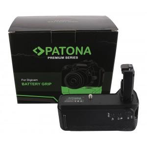 Батериен грип Patona VG-C2EM съвместим със Sony VG-C2EM за камери  Sony a7 II, a7S II, a7R II