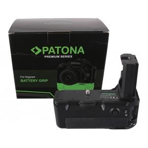 Батериен грип Patona VG-C3EM съвместим със Sony VG-C3EM за камери  Sony a7 III, a7R III, a9