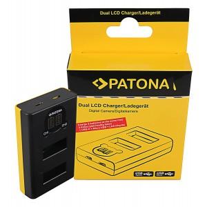Двойно USB зарядно Patona за батерии GoPro SPCC1B за GoPro Max