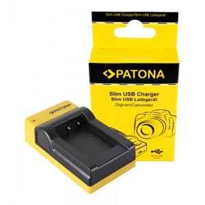 USB зарядно Patona ACC-TRBX  за батерии Sony NP-BX1