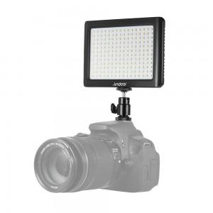 LED диодно осветление за камери Andoer PAD192